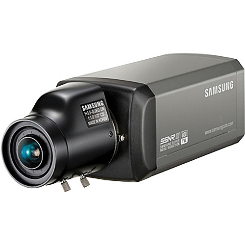Samsung 600 TVL UTP Box Camera (No Lens)