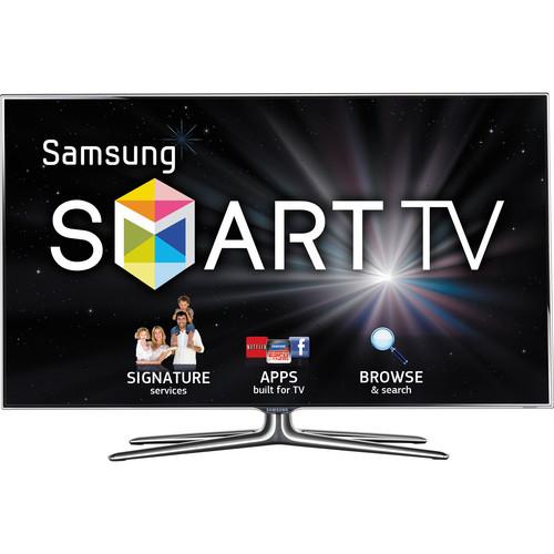 "Samsung UN55ES7100 55"" Slim 3D LED HDTV"