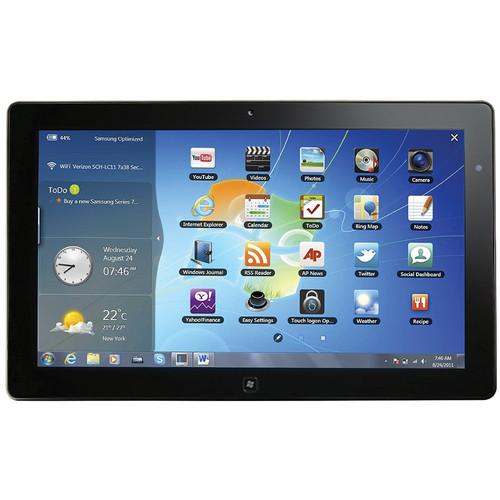 "Samsung 128GB Series 7 Slate 11.6"" Tablet PC"