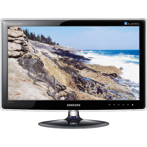 "Samsung SyncMaster XL2370-1 23"" Widescreen LED Backlit LCD Computer Monitor"