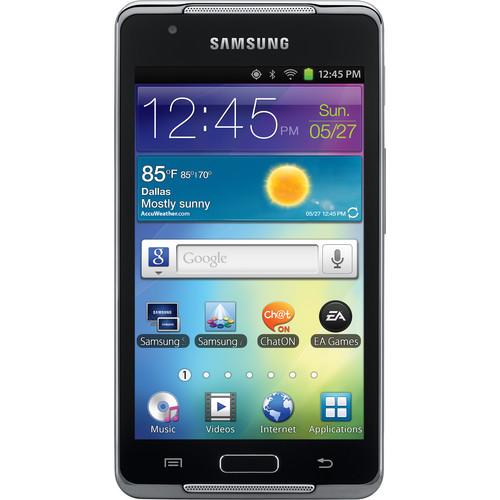 Samsung 8GB Galaxy Player 4.2 (Black)