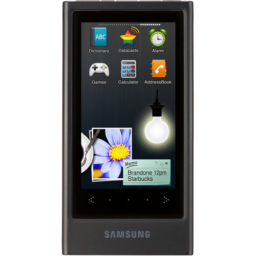 Samsung YP-P3 MP3 Player (Black)
