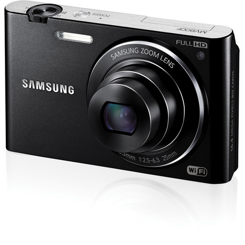 Samsung MV900F MultiView Digital Camera (Black)