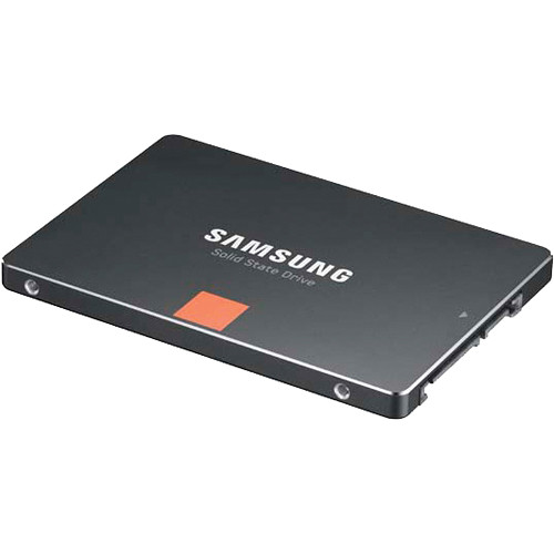 "Samsung 120GB 840 Series 2.5"" Solid State Drive with 3.5"" Installation Kit"