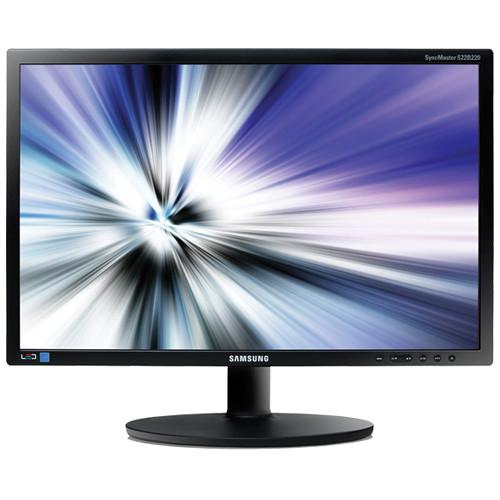 """Samsung 220 Series 18.5"""" LCD LED Monitor"""