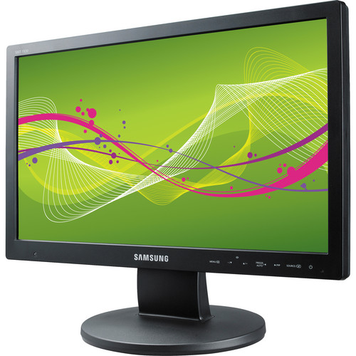 "Samsung Techwin SMT-1930 18.5"" (46.99 cm) Wide HD LED Monitor"