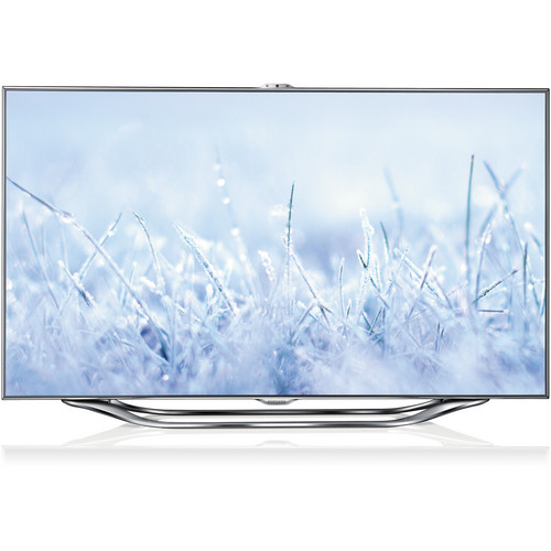 "Samsung UA-60ES8000 60"" Series 8 Smart Multi-System 3D LED TV"