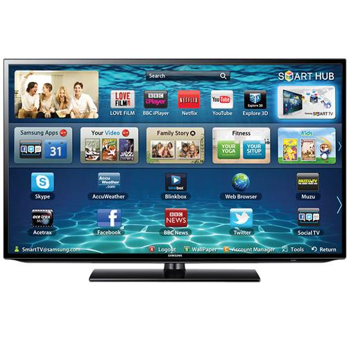 "Samsung UA-46EH5300 46"" Series 5 Multi-System Smart LED TV"