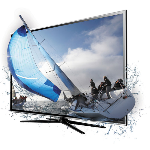 "Samsung UN55ES6600 55"" 1080P 3D LED Smart TV"