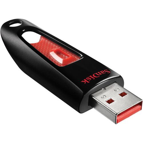 SanDisk 8GB Ultra USB Drive