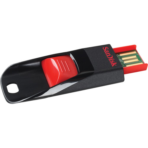 SanDisk Cruzer Edge 4GB USB 2.0 Flash Drive