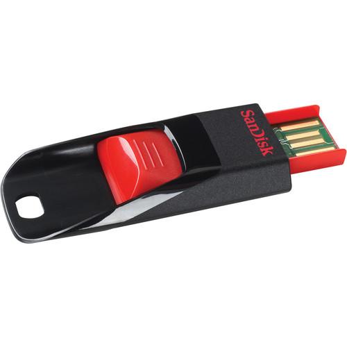 SanDisk Cruzer Edge 4GB USB 2.0 Flash Drive