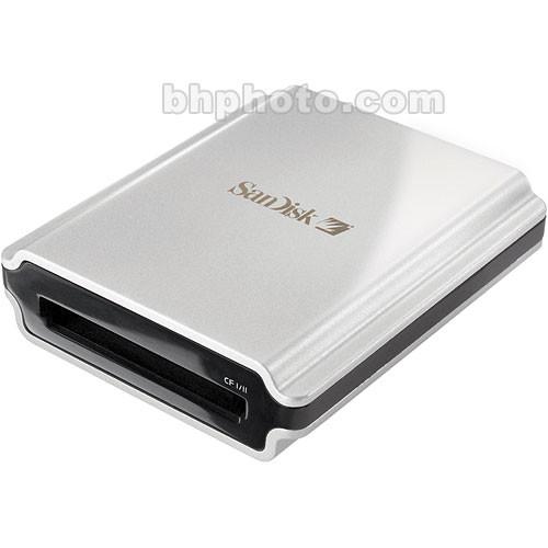SanDisk Extreme FireWire CompactFlash Card Reader
