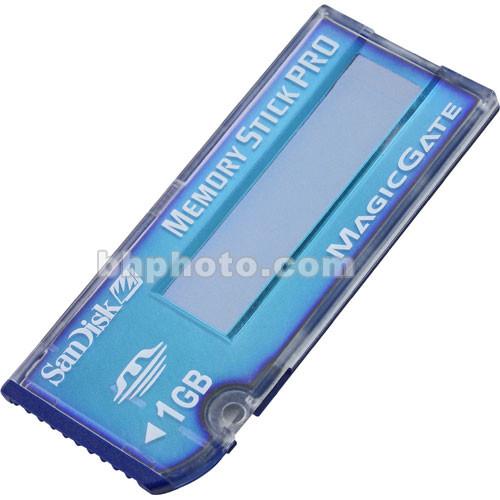 Sandisk memory stick pro duo 4gb
