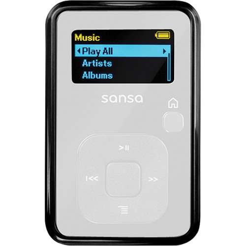 SanDisk 4GB Sansa Clip+ MP3 Player (White)