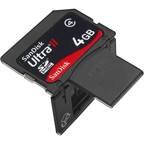 Retrieve video from memory card