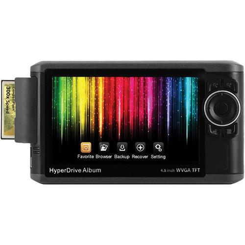 Sanho Hyperdrive Album Portable Photo Storage & Viewer (Casing Only)