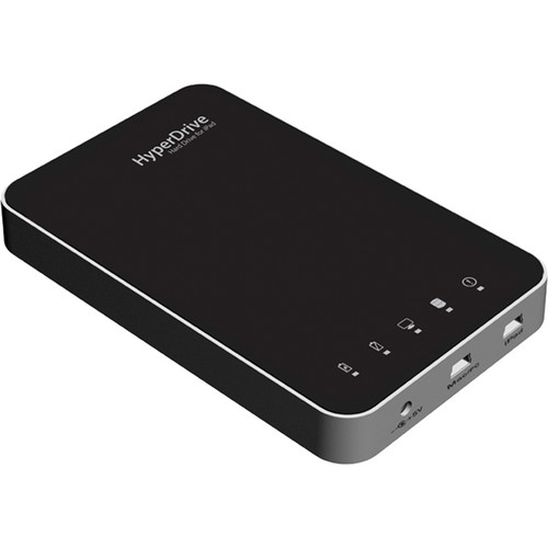 Sanho 500 GB HyperDrive USB 2.0 Portable Hard Drive for iPad