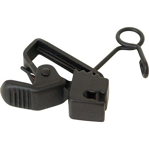 Sanken Horizontal Microphone Clip 10-Pack (Black)