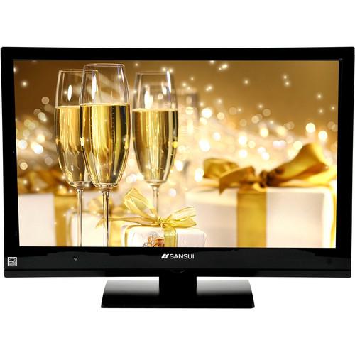 "Sansui SLEDVD226 22"" Accu Series Super Slim LED/DVD Combo"