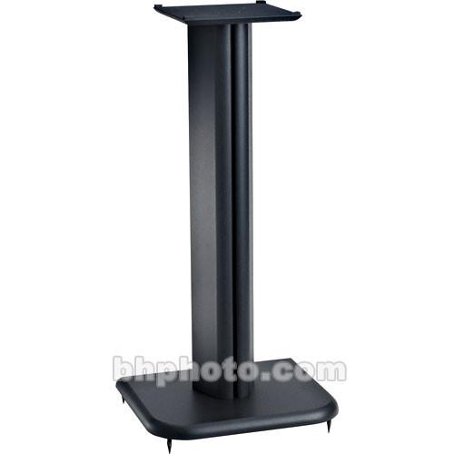 """SANUS 31"""" MDF Construction Speaker Stand - Black - Pair"""
