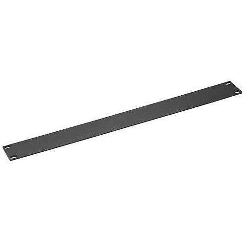 SANUS CAABP1 1U Aluminum Flat Blanking Panel
