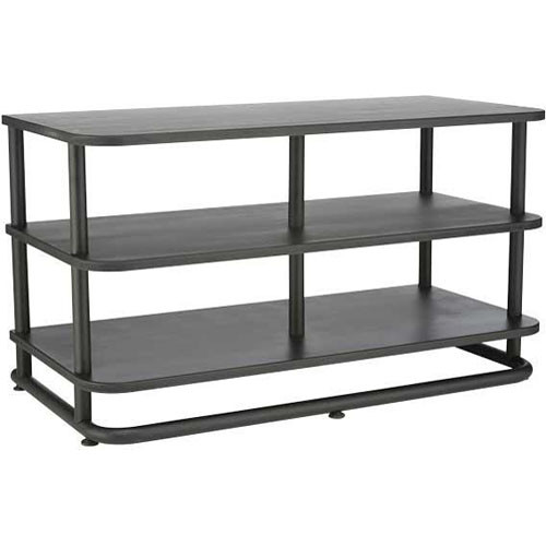 SANUS EFAV40-B1 Euro Foundations A/V Base & 3 Shelves (Black)