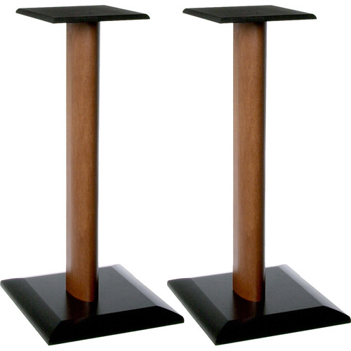 "SANUS NF24C Natural Foundations 24"" Speaker Stand Pair (Cherry)"