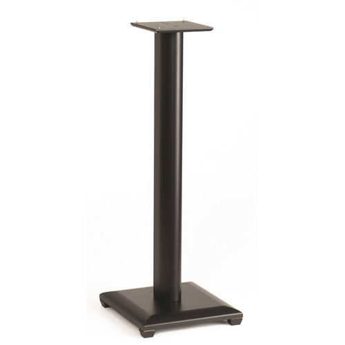 "SANUS NF30B Natural Foundations 30"" Speaker Stand Pair (Black)"