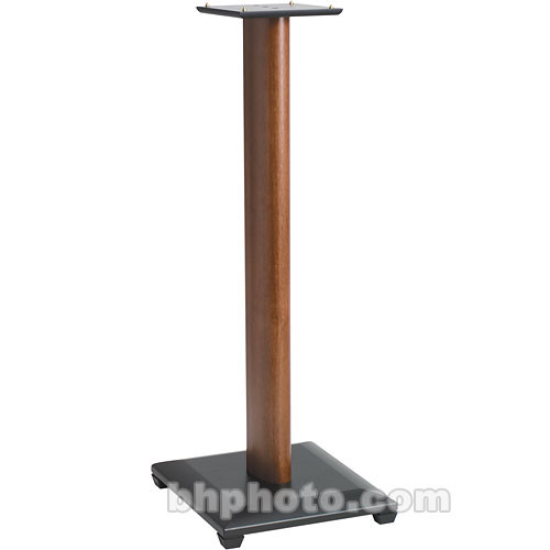 "SANUS NF30C Natural Foundations 30"" Speaker Stand Pair (Cherry)"
