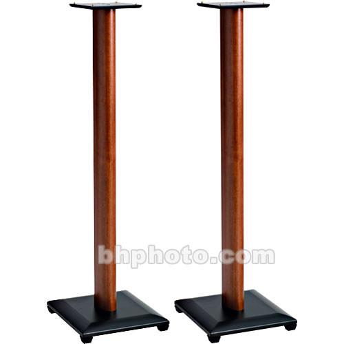 "SANUS NF36C Natural Foundations 36"" Speaker Stand Pair (Cherry)"