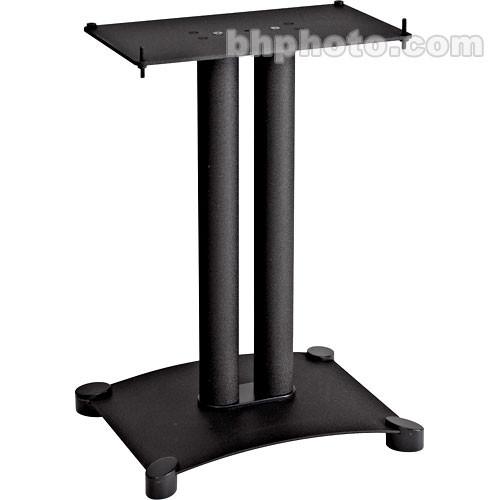 "SANUS SFC18B 18"" Steel Foundations Speaker Stand - Black"