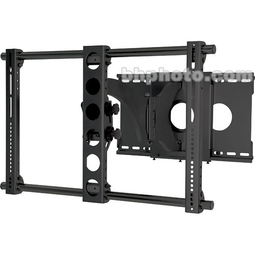 SANUS VMAA26B Flat-panel Wall Mount w/Tilt/Swivel/Arm (Black)