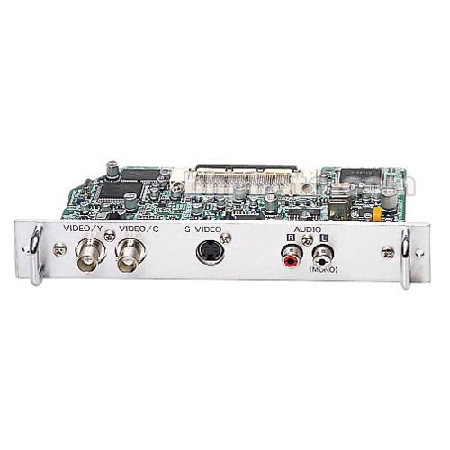 Panasonic POA-MD03VD2A Detachable Audio/Video Input Board