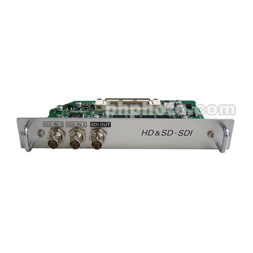 Panasonic POA-MD17SDID Standard & High Definition Serial Digital Board