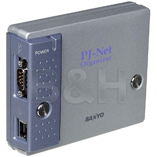 Sanyo POAPN01 Projector PJ Net Organizer
