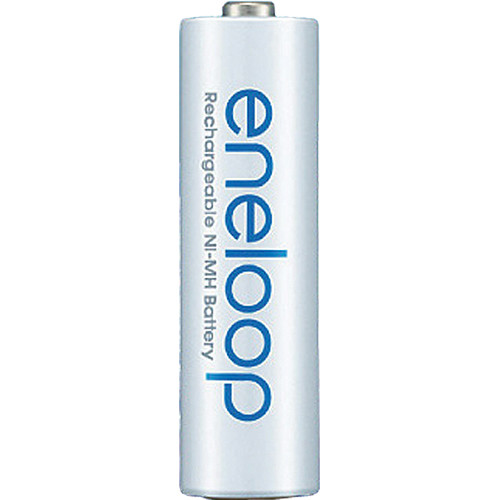 Sanyo Eneloop AA Rechargeable Ni-MH Batteries (1900mAh, Pack of 8)