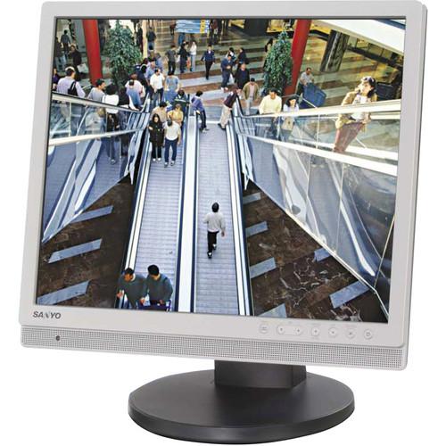 "Sanyo VMC-L2617 High Performance 17"" LCD Monitor"