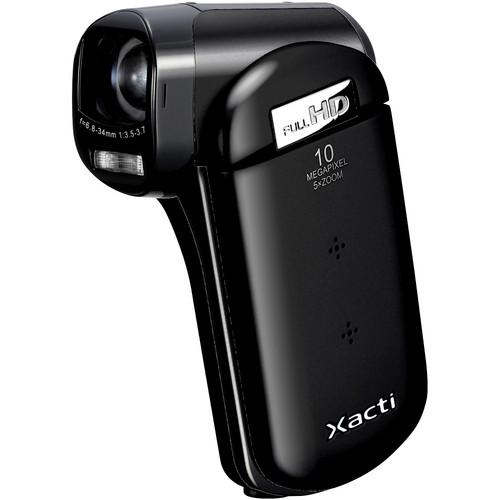 Sanyo VPC-CG20 Dual Camera (Black)
