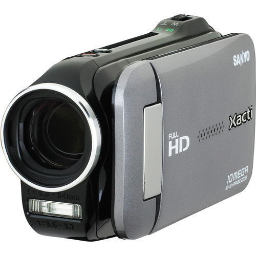 Sanyo VPC-GH4 Dual Camera Xacti