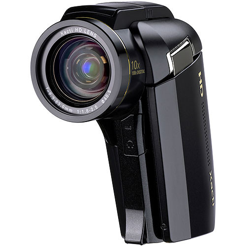 Sanyo Xacti VPC-HD1010 High Definition Camcorder (Black)