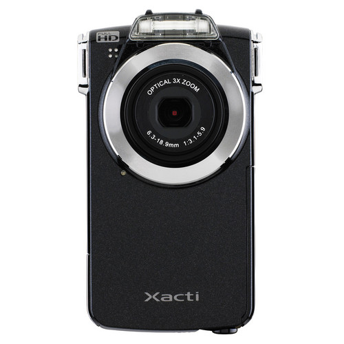 Sanyo VPC-PD2 Full HD 1080 Pocket Movie Dual Camera