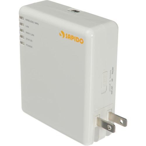 Sapido GR-1142 N+ Server Router Mini - All Broadbands