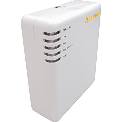 Sapido RB-1132 N+ Mini Broadband Router