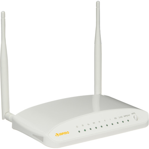 Sapido GR-1736 Simultaneous Dual-Band Wireless N Gigabit Router - All Broadbands