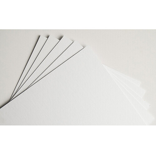 "Savage Mat Board (11x14"", White/Cream, 100-Pack)"