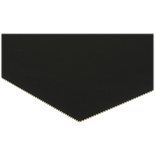 """Savage ProCore Mat and Mount Board - Black Antique/White - 11 x 14"""" (4-Ply, 10 Sheets)"""
