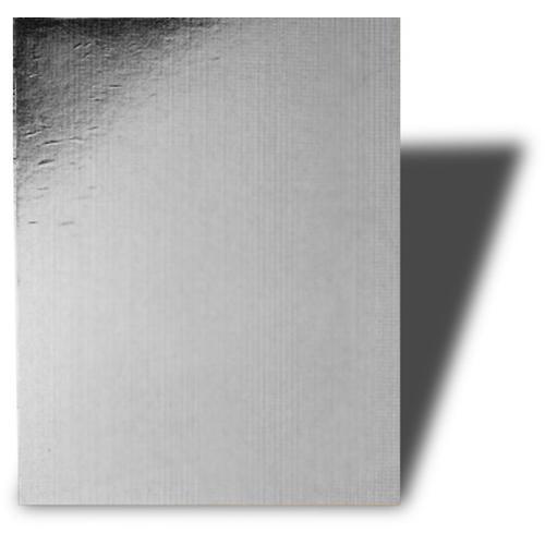 """Savage Bright Silver Reflect-o-Board (32 x 40"""")"""