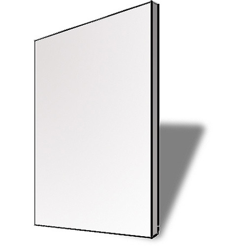 "Savage News Core Mat and Mount Board - White/White -20 x 30"" -25"