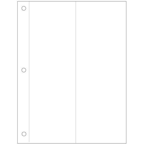 """Savage Film-Vue Print Page (3.5 x 10"""", 25-Pack)"""